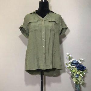 Westport Women's Olive Colored Top